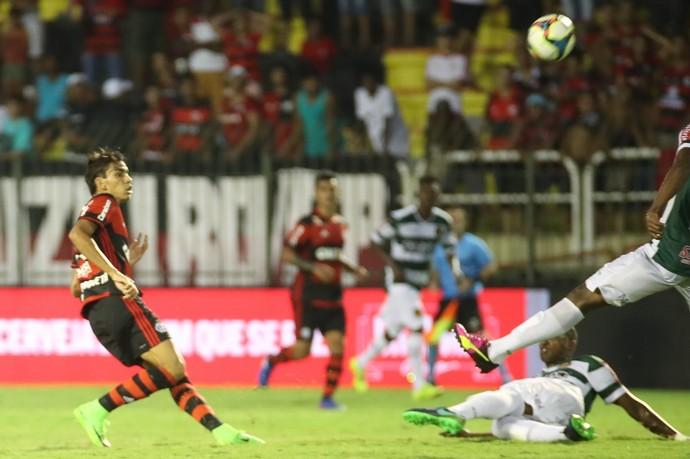 Lucas Paquetá Flamengo x Madureira (Foto: Gilvan de Souza/Divulgação Flamengo)
