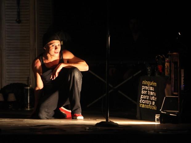 Chapecó e Lages serão as primeiras cidades a receber a peça (Foto: Alex Costa/Divulgação)