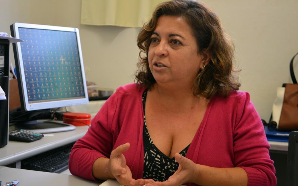 Rosemary Gualberto, professora da UFLA (Foto: Lucas Soares)