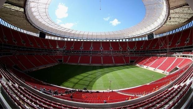 Estádio Mané Garrincha (Foto: Divulgação/Site Oficial)