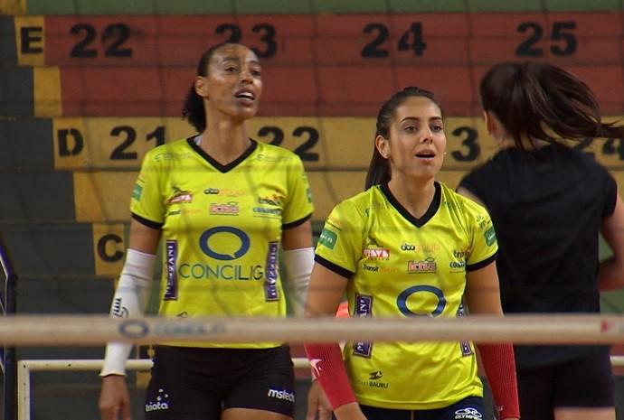 Será que os atletas sentem fio na barriga na estreia? (Foto: De Ponta a Ponta / TV TEM)