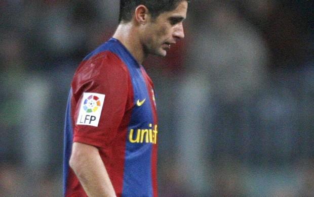 sylvinho barcelona (Foto: Agência Reuters)