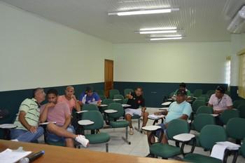 reunião FFAC Acre (Foto: Nathacha Albuquerque)
