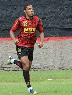 Bruno Aguiar - Sport (Foto: Aldo Carneiro / Pernambuco Press)