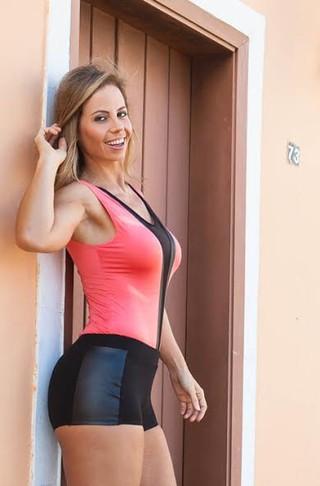 Michelle Franzoni (Foto: Divulgação)