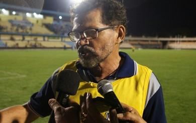 Walter Lima admite superioridade bicolor e diz que culpa é de todos (Foto: Ascom São Francisco/Divulgação)