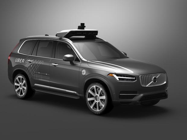 Carros autônomos terão a mesma plataforma do XC90 (Foto: Divulgação/Volvo)
