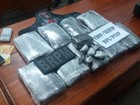 Jovem é preso com quase 10 quilos de maconha na Zona Sul de Macapá