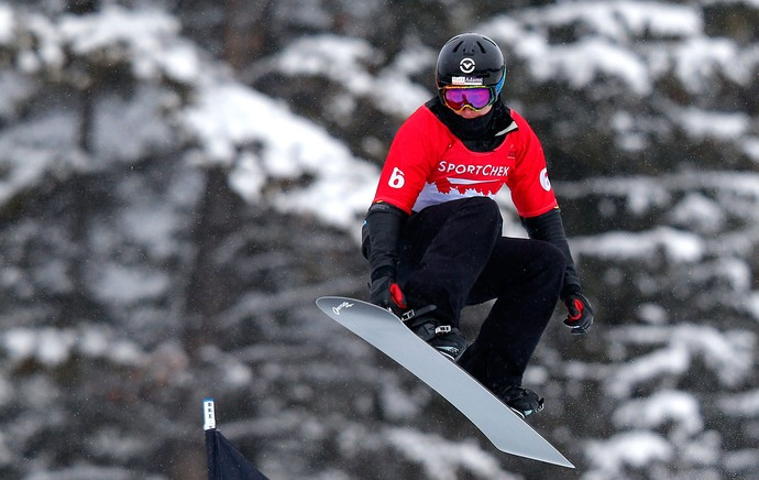 Belle Brockhoff snowboarder (Foto: Getty Images)
