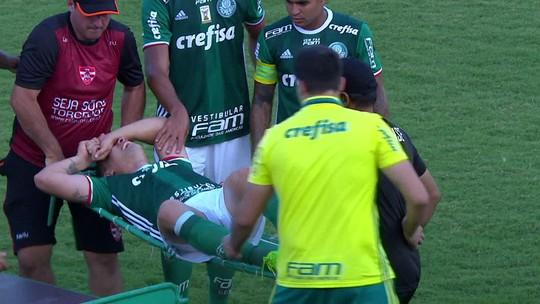"""Moisés brincou com Zé Antonio antes do jogo: """"Não vai me machucar, hein!"""""""