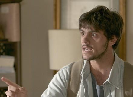 Jonatas descobre que foi vítima  de Cassandra