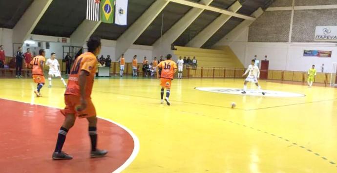 Itapeva x Bauru, Liga Paulista de Futsal (Foto: Divulgação / ME Ass. de Imprensa Esportiva)