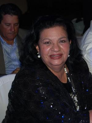 Rosilene Gomes, presidente da FPF (Foto: Lucas Barros / Globoesporte.com/pb)