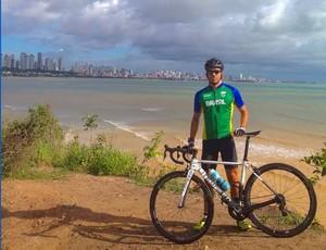 wesley matos, triatleta, cearense (Foto: Divulgação)