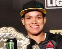 """""""Não me impressionou"""", diz Amanda sobre vitória de Peña no UFC 200"""