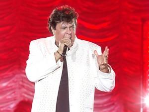 Sidney Magal vai cantar seus sucessos no projeto Tardes de Domingo (Foto: Fábio Nunes/ Divulgação TV Globo)