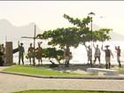 Dilma inaugura Túnel Rio450 durante festa de aniversário do Rio