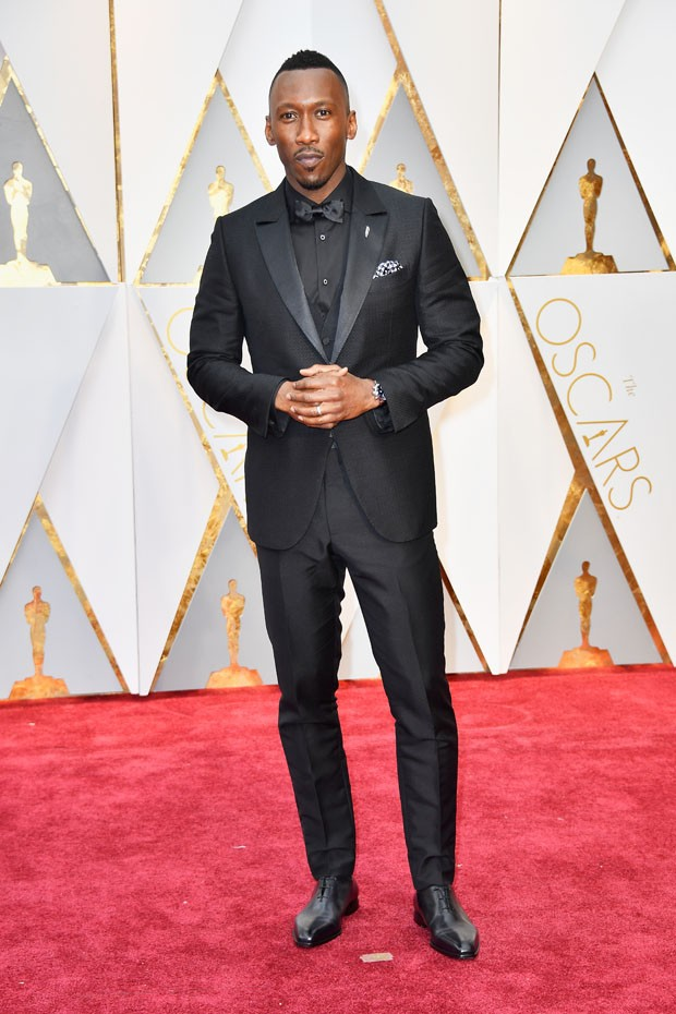 HOLLYWOOD, CA - FEBRUARY 26:  Actor Mahershala Ali attends the 89th Annual Academy Awards at Hollywood & Highland Center on February 26, 2017 in Hollywood, California.  (Photo by Frazer Harrison/Getty Images) (Foto: Getty Images)