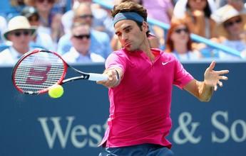 Federer se diz preocupado em jogar contra Leonardo Mayer logo na estreia