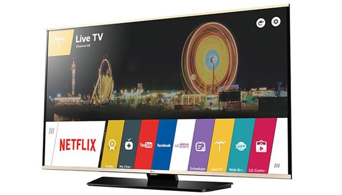Smart TV da LG tem qualidade Full HD, conversor digital e Wi-Fi (Foto: Divulgação/LG)