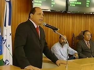 Alfredo Ramos recebeu 1.549 votos e ficou na 21ª colocação. (Foto: Reprodução/Inter TV Grande Minas)