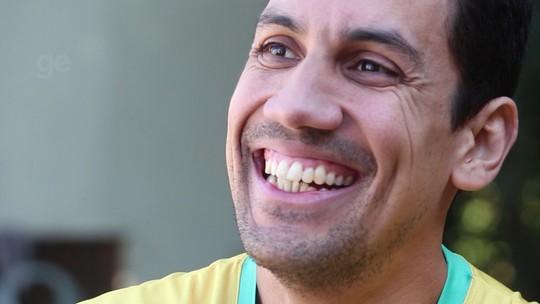 Multicampeão pela seleção de vôlei, André Nascimento anuncia aposentadoria