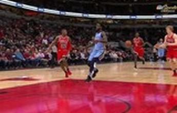 Enterrada de DeRozan lidera as 10 melhores jogadas de quarta-feira da NBA