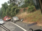 Acidentes deixam pelo menos seis pessoas feridas em cidades da região