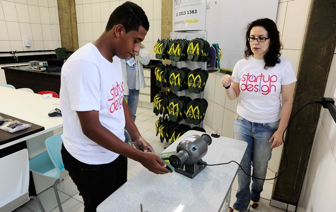 Instituto Projeto Neymar JN (Foto: Marcos Ribolli)