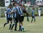 Grêmio goleia Atlético-MG, mas acaba eliminado da Copa Brasil sub-15
