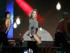 Claudia Leitte se apresenta em Salvador