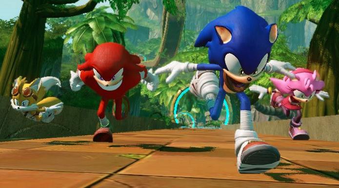 Sonic Boom: Fire and Ice (Foto: Divulgação)