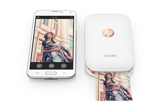 HP Sprocket (Foto: divulgação)