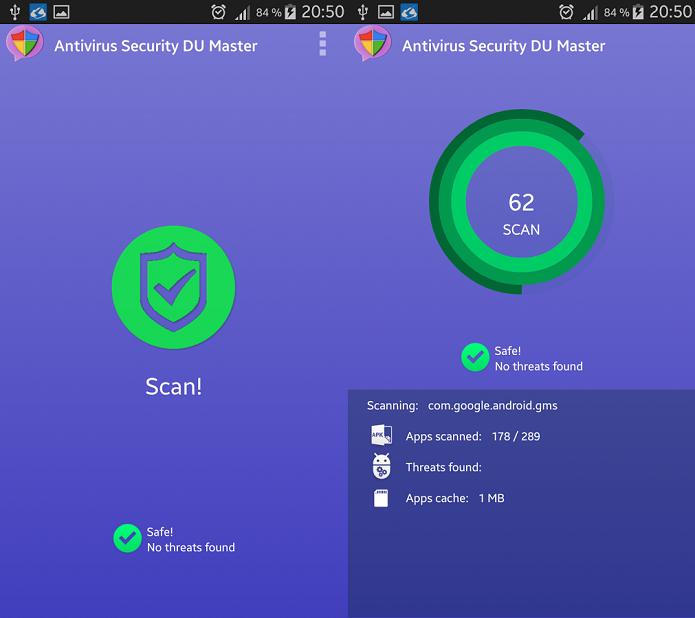 App de antivírus é uma indicação para o Android (Foto: Divulgação)