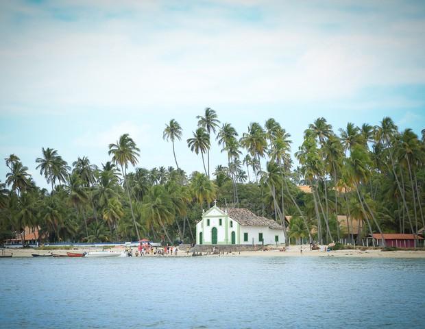 Praia dos Carneiros (Foto: Wagner Ramos / G.LAB)