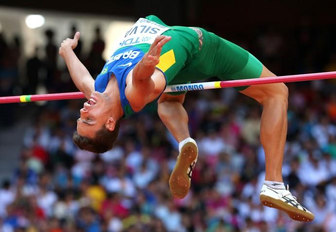 Talles Silva no Mundial de Pequim (Foto: Getty Images)