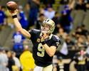 Brees iguala recorde de passes para TDs, e Eli Manning entra em top 10