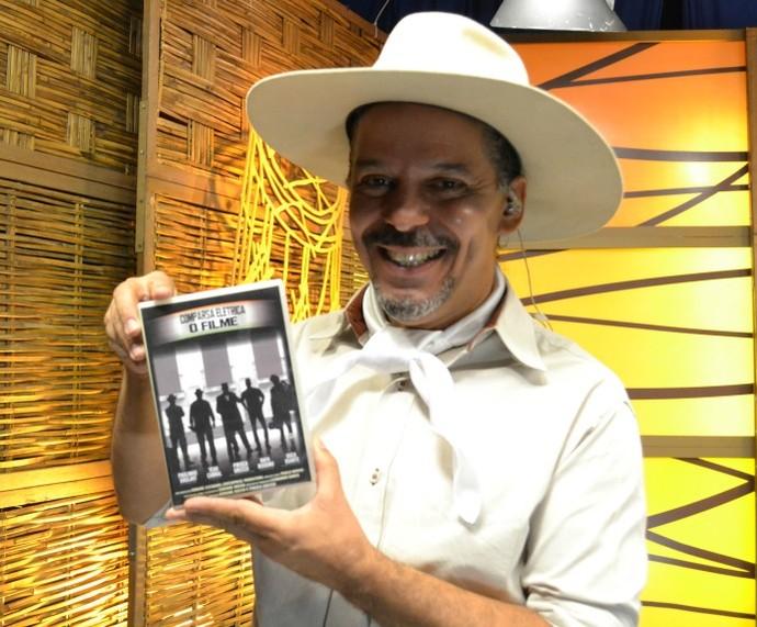 Galpão Crioulo Neto Fagundes DVD Comparsa Elétrica O Filme (Foto: Andrielle Santos/Divulgação)