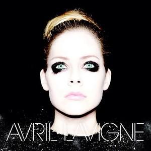 Capa do novo disco de Avril Lavigne (Foto: Divulgação)