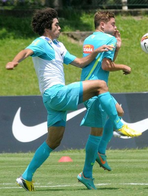 adryan bruno mendes seleção brasileira sub-20 (Foto: Alexandre Durão/Globoesporte.com)