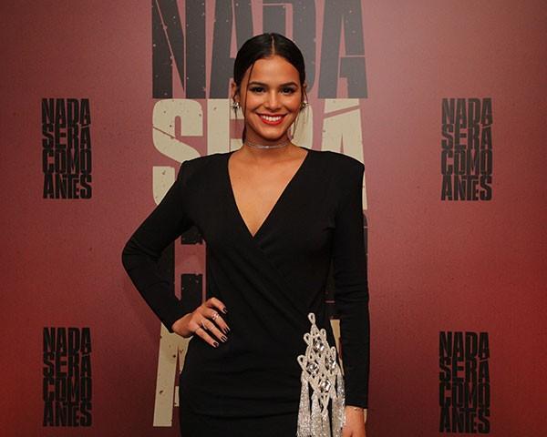 Bruna Marquezine tem um estilo que é admirado Brasil afora (Foto: AgNews)