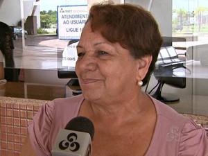 Dona de casa tenta voltar para Guajará-Mirim em Rondônia  (Foto: acre; rio branco; dona de casa; )