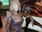 Madonna comemora aniversário de 55 anos com festa temática