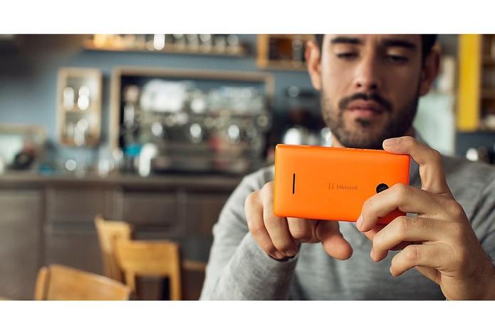 Lumia 532 (Foto: lumia 532)