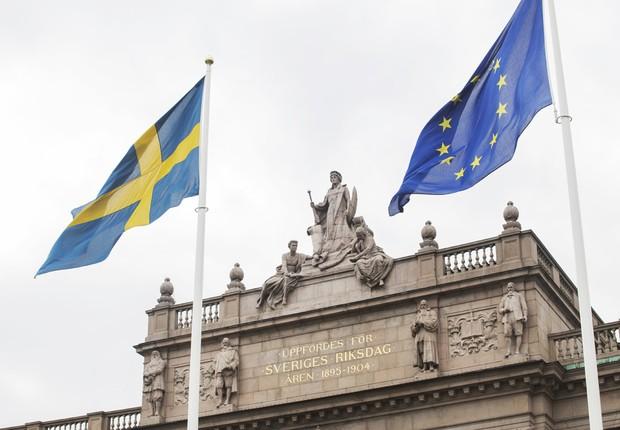 Corte da Suécia (Foto: Wikimedia Commons/Wikipedia)