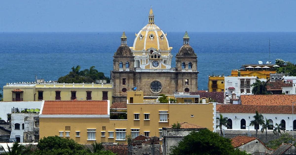 Cartagena De Indias, Na Colômbia, Une História