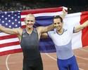 """Francês é hepta, mas concorda com Thiago: """"Olimpíada é mais importante"""""""
