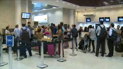 Defeito em radares da Aeronáutica causou transtornos no Aeroporto Santos Dumont no Rio