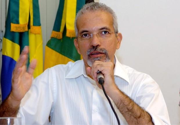 Edvaldo Nogueira, candidato do PCdoB à Prefeitura de Aracaju (Foto: Divulgação)