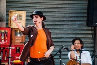 Gutto Thomaz, de 19 anos, é mágico (Foto: Arquivo pessoal)